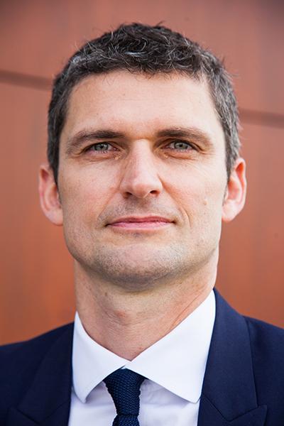 Erwan Lemeur, directeur général adjoint de Paprec Group