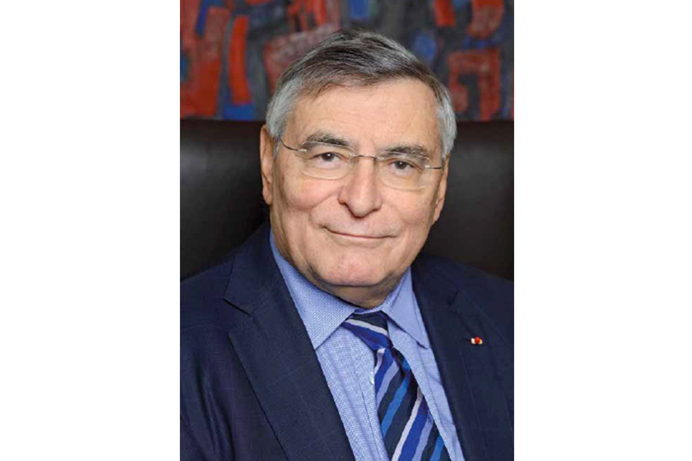 Jean-Louis Beffa, Président d'honneur de Saint-Gobain