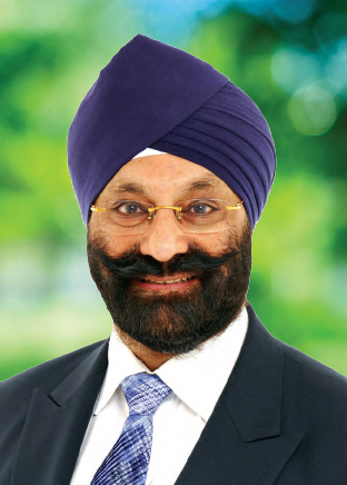 Ranjit Baxi, Président du bureau international du recyclage