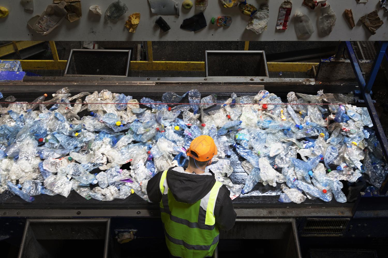 Paprec Plastiques n°1 du recyclage plastique