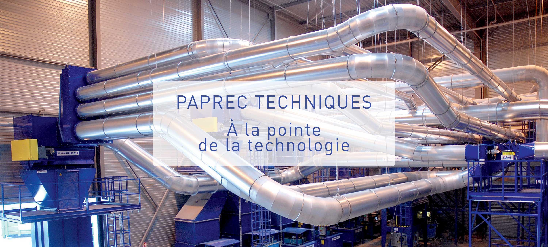 Paprec Techniques