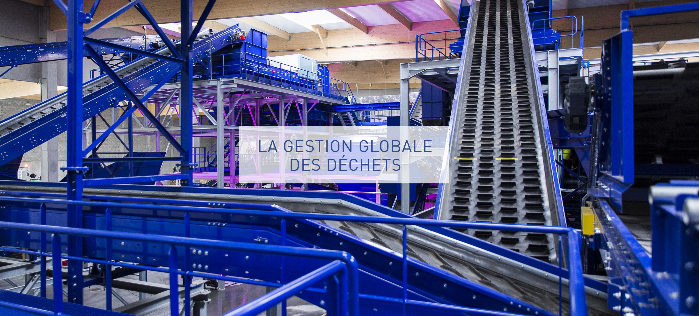 La gestion globale des déchets par Paprec Group