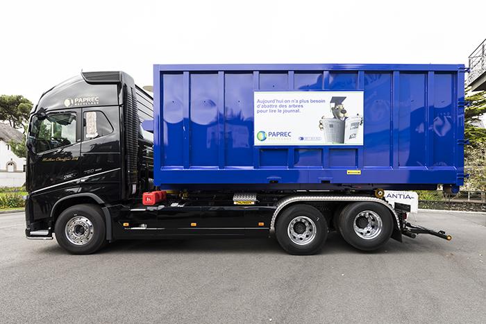 Mode de collecte - Gestion globale des déchets