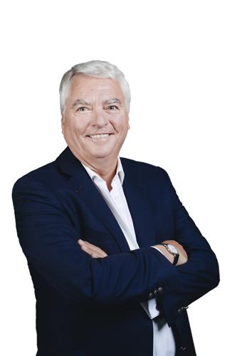 Jean-Luc Petithuguenin, Président Fondateur de Paprec Group