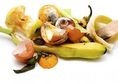 Résidus alimentaires valorisés par Paprec Recyclage