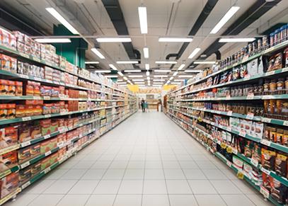 Recyclage des déchets des hyper et supermarchés