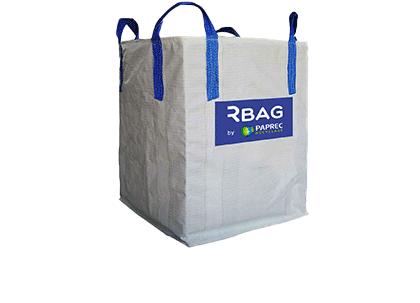 Artisans, évitez d'aller à la déchetterie grâce au Big Bag Paprec