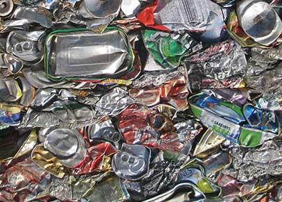 Des métaux recyclées chez Paprec